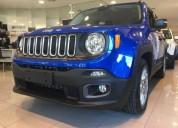 Jeep renegade 1 8 0 km anticipo de 80 000 y cuotas cars