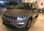 Retira tu jeep compas con 215 900 solo con dni bv cars