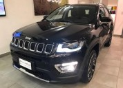 Jeep compass sport longitude limited 0km retira con 265 000 cars