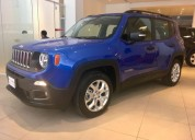 Jeep renegade 100 financiado 0 interes cars