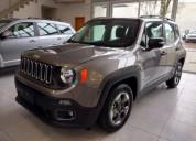 Recibo tu usado nuevo jeep renegade sport 0km 2018 4wd cars