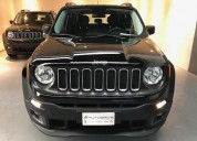 Jeep plan renegade cars