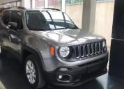 Jeep renegade 1 8 retira con tu dni y en cuotas cars