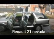 Vendo quantum y renault 21 cars