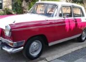 Siam di tella 1500 modelo 63 restaurado 111100 kms cars