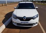 Vendo renault logan ii privilige 1 6 16v ano 2018 10000 kms cars
