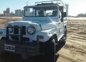 Jeep fibra motor ford 4x4 gnc cars