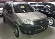 Ford ecosport xl plus 2010 90000 kms cars