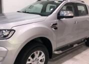 Ford ranger 0km minimo anticipo y cuotas concesionario oficial cars