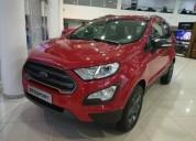 Ecosport 0km serra lima ford entrega inmediata cars
