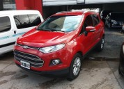 Ford ecosport titanium 60000 kms cars