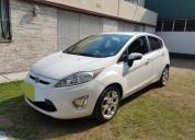Ford fiesta kinetic titanium 85000 kms cars