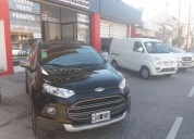 Ford ecosport free style 79000 kms cars