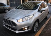 Ford fiesta kinetic design 2014 se m t 5 puertas 9 900 kms reales 1 dueno 9900 kms cars