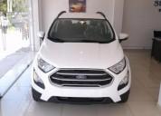 Ecosport 0km en stock entrega inmediata concesionario oficial cars