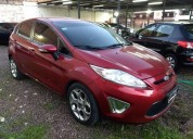 Ford fiesta kd titanium 2013 103000 kms cars