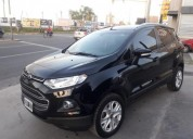 Ford ecosport 2 0 titanium 2015 impecable 470 000 53 53000 kms cars