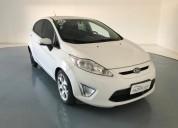 Ford fiesta kinetic 1 6 titanium 81652 kms cars