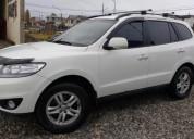 Vendo o permuto hyundai santa fe 4wd full premium 2012 100000 kms cars