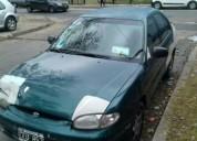 Hyundai accent 98 186000 kms cars