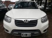 Hyundai santa fe 2 4 2wd gls 7 asientos 2012 105000 kms cars