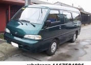 hyundai 2 5 12 pas super minibus 320000 kms cars