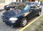 Hyundai accent gls 1 5 full m t impecable real titular 119000 kms cars