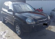 hyundai tucson 2 0 crdi 4x4 16v diesel modelo 2009 126 000 km papeles al dia vtv 126000 kms cars