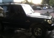 Vendo hyundai galloper modelo 2002 4x4 turbo diesel 135000 kms cars