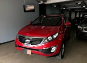 Kia sportage 2 0 ex 2wd at 2011 financio permuto 82000 kms cars