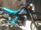 Vendo kawasaki kmx 125 cc