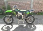 Vendo moto 2011