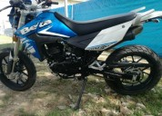 Beta motard 200 impecable en la plata