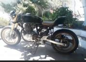 Excelente moto cafe racer 250 en morón