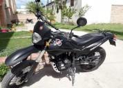 Vendo excelente moto gilera motard en neuquén