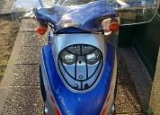 Vendo scooter gilera qm 125