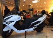 Daelim s3 advance 250 sauma motos en la plata