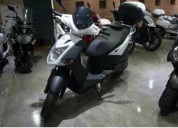 Excelente kymco agility motos en capital federal