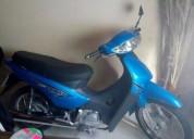 Vendo moto corven 110 modelo 2018