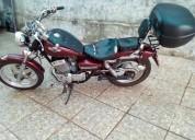 Vendo moto corven con los papeles al dia