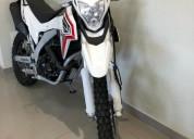 Corven txr 250 l 0km 2018 enduro cross blanca 999 motos en quilmes