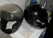 Vendo dos cascos sin uso tel en esteban echeverría
