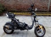 Excelente moto corven en morón