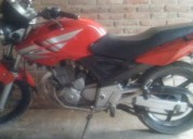 Vendo honda twister en formosa
