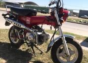 Vendo excelente moto en salta