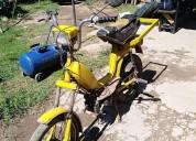 Vendo excelente ciclomotor zanella en moreno
