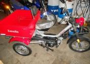 Zanella tri cargo 100 cc 0 km