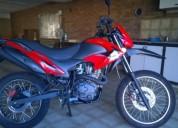 Excelente moto zanella 150 en córdoba