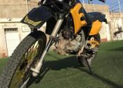 Excelente moto zanella ztt enduro en punta alta