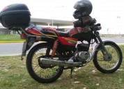 Vendo suzuki ax 115 en capital federal